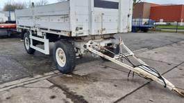 drop side full trailer Kässbohrer 790-50 1992