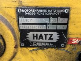 compressors Hatz 2 cilinder Silent Pack