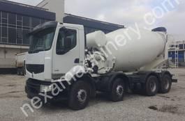 concrete mixer truck Renault Kerax 440 11m3 2008