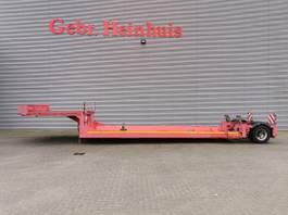 Tieflader Auflieger Nopa NSFF 180 Boattrailer 5 meter Extandable! 1990