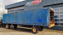 sliding curtain trailer agpro 2 as 1986