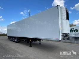 Kühlauflieger Schmitz Cargobull Semitrailer Reefer Multitemp Hydr. laadklep 2015
