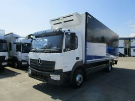 refrigerated truck Mercedes-Benz Atego 1323 IV L ISOLIER-Koffer 7,40 m LBW 1,5 T 2015