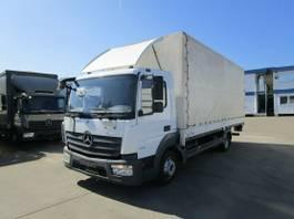 tilt lcv Mercedes-Benz Atego 816 L PRITSCHE/PLANE 6,10 m LBW 1 T*AHK 2015