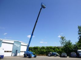 spider articulated boom lift Grove MZ 66 B 18 meter
