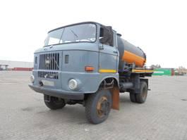 Saugwagen IFA W 50 LA F 4X4 1990