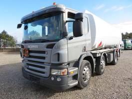 tank truck Scania P310 8X2*6 24.500 L. ADR TANK 2009