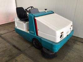 road sweeper Tennant 355