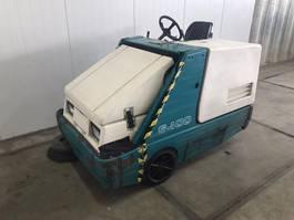 road sweeper Tennant 6400