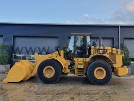 wheel loader Caterpillar 950GC 2017