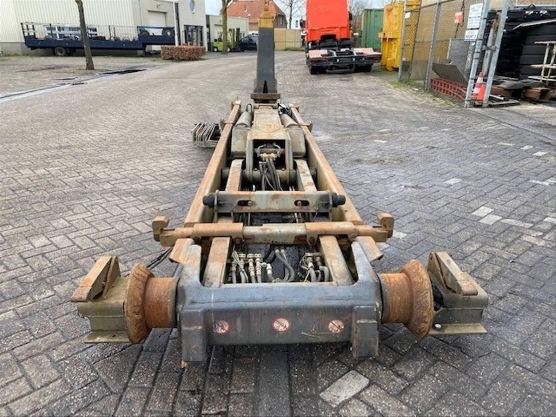 Container system truck part VDL - LEEBUR VDL-LEEBUR 20-6400 2001
