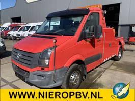 car transporter truck Volkswagen crafter 50tdi bergings wagen airco 2013