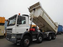 tipper truck > 7.5 t DAF CF85 2008