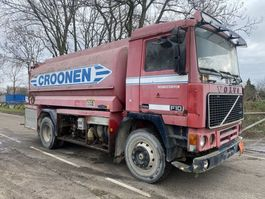 tank truck Volvo F10