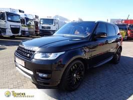suv car Land Rover Range Rover Sport HSE SOV6 + Full option + Euro 6 2016