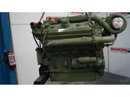 Engine car part Detroit DIESEL 8V71T USED