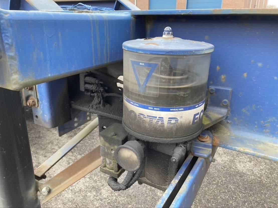 Container-Fahrgestell Auflieger Krone SDC 27 NN  NIEUWE APK KEURING vanaf vandaag 1997