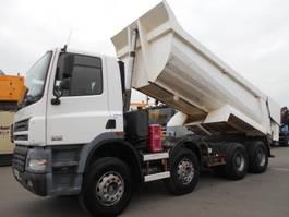 tipper truck > 7.5 t DAF CF85 2005