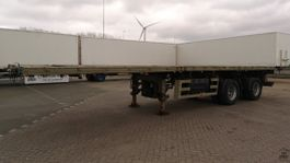 other semi trailers Meusburger MPS-2-36 2001