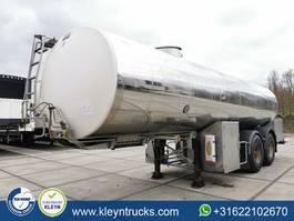 Tankauflieger Magyar S33BTA1EP 25000 l     milk / f 2008