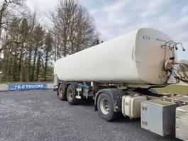 tank semi trailer semi trailer MAISONNEUVE 1COMPARTIMENT-BPW-ENROULEUR-ECHANTILLON 2002