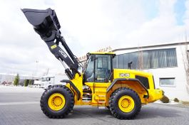 wheel loader JCB 547 HT , 20t , bucket 3,5m3 , joystick , SRS , NEW MODEL 2018
