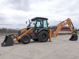 backhoe loader Case 770 EX-SS - New Unused / Hammer Lines 2019