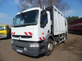 garbage truck Renault Premium 270 vuilkar 2005