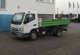 other lcv's Mitsubishi Canter Fuso 65 2-Achs Kipper 2007
