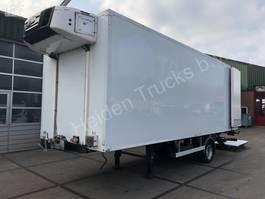 Kühlauflieger Bunk BU 7000   BE Koel Trailer   Carrier Supra 550 2014
