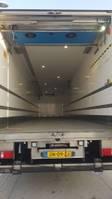 refrigerated semi trailer DRACO 2 AS Koeler met 2 x Laadklep 2015