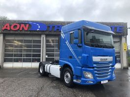 cab over engine DAF XF 510 SC, Intarder, 2 Tanks, TOP 2014