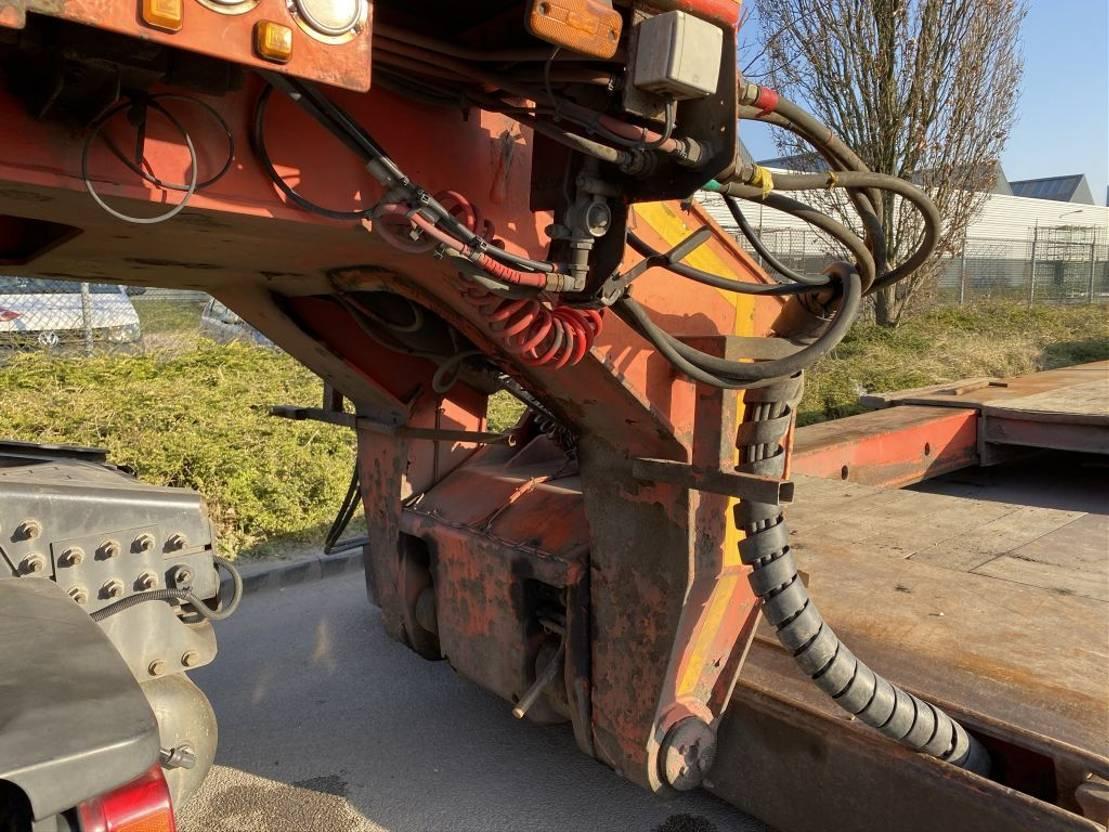 Tieflader Auflieger Nooteboom EURO-78-04/V