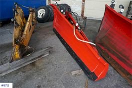 Other truck part Mãhlers side plow with part plow 2008