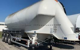 feed semi trailer Feldbinder 40 m3 - BPW - 2 Units 2012
