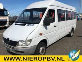 taxi bus Mercedes-Benz Sprinter 413cdi maxi l3h2 21persoons 2002