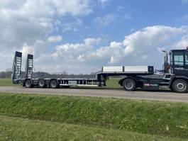 Satteltieflader Auflieger Vlastuin VTR  18-27   EXTENSION   HYDROLIC RAMPS   2021