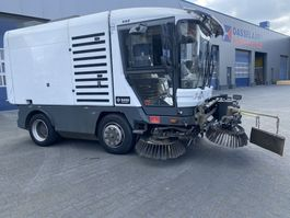 Road sweeper truck Ravo 540 STH, EURO 5, Emergency Road Clean system, Water recycling system 2012