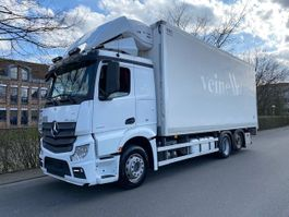 refrigerated truck Mercedes-Benz Actros 2551 6x2 Thermo King T-1000 R 2015