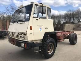 chassis cab truck Steyr 791 4x4 **MANUAL PUMP-AUSTRIAN TRUCK** 1982
