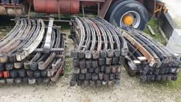Leaf spring suspension truck part Sets of springs and rims for sale