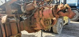 Leaf spring suspension truck part Renault Double Axle Cube Reduced Steel Suspension