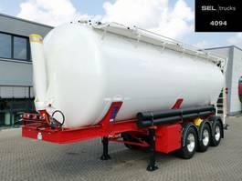 tank semi trailer semi trailer Kässbohrer SSK 40/3 - 40m3 / Liftachse / Kippsilo /NEW