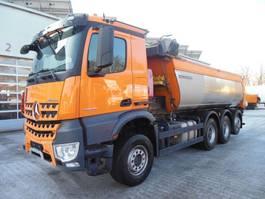 tipper truck > 7.5 t Mercedes-Benz Arocs 3348 AROCS 3248 LK, 8X4, MEILLER THERMO, TRIDEM 2016