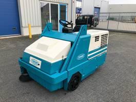 road sweeper Tennant 6400, Veegmachine, hoogkieper, Diesel 2001