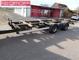 swap body trailer Krone ZZW 18, Jumbo BDF-Wechselfahrgestell 2008
