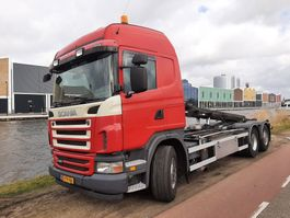 container truck Scania G 420 2011