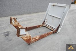 cabine equipment part Ford Canopy 8000