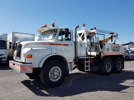 old timer truck MAN 22.215 DH 6x4 - OLDTIMER - French original truck 1970