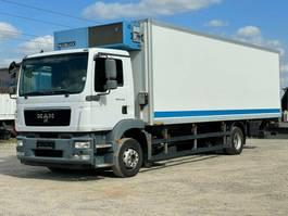 refrigerated truck MAN TGM 15.250 LL Tiefkühlwagen/Lbw. nur 185Tkm 2012